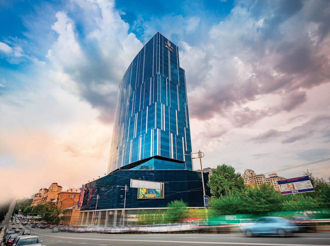 БЦ 101 Tower